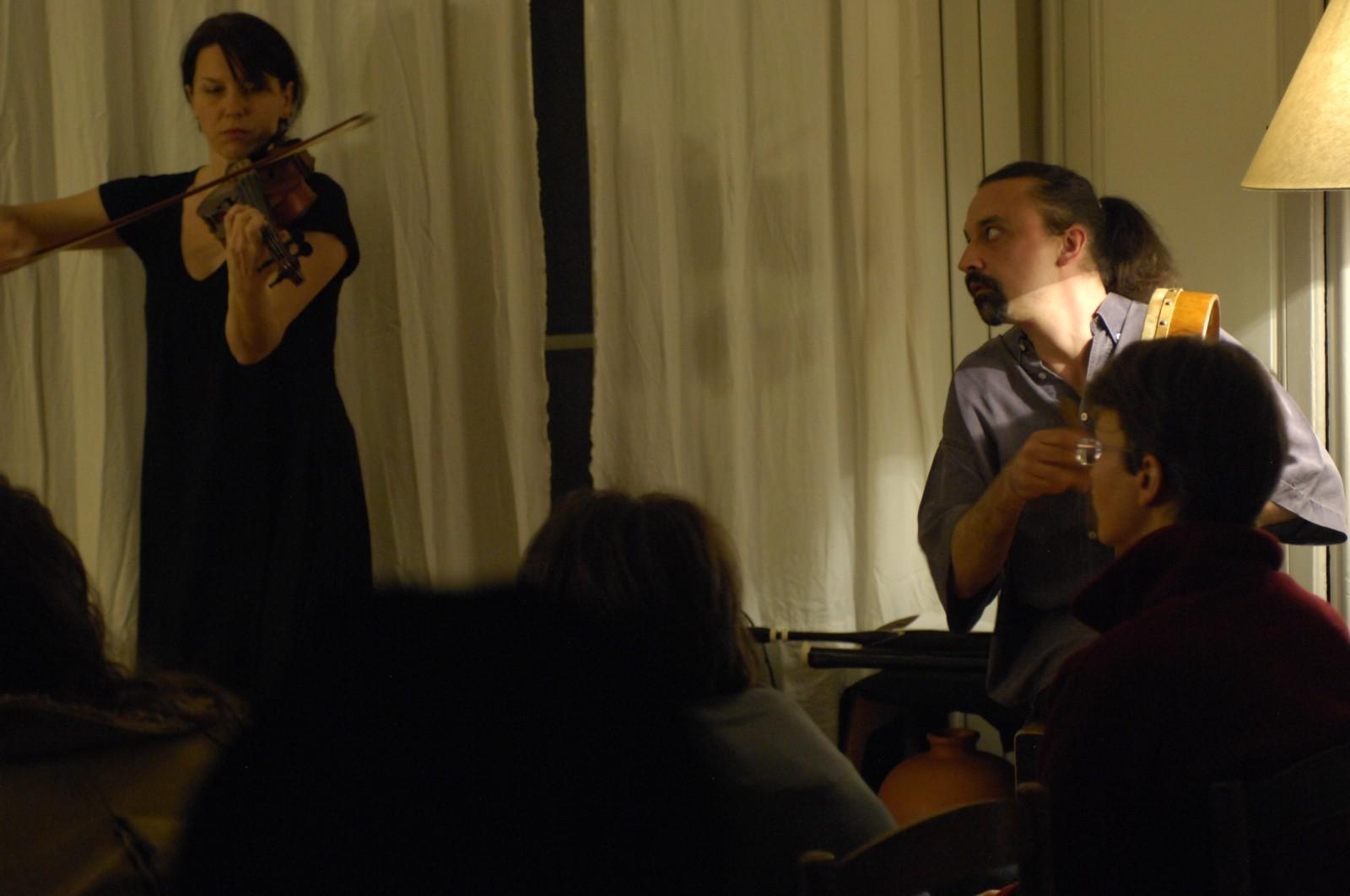 La danse des pois, création 2007