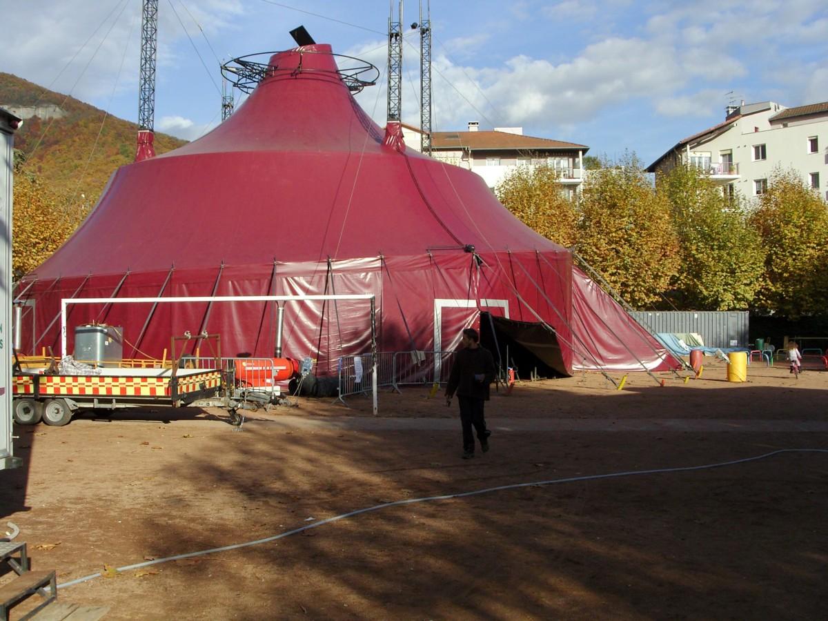 Wapiti, Voiron, novembre 2010